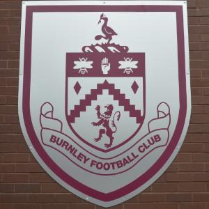 Burnley FC Silver Crest